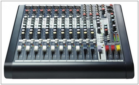 Audio Mixer supply by Practical Audio Visual
