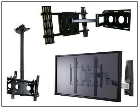 LCD mounts and stands