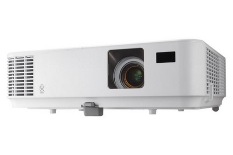 NEC ceiling or desk mount projector