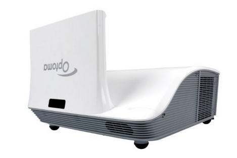 OPTOMA wall mount ultra short projector