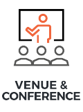venue and conference