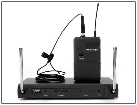 Wireless Audio from Practical Audio Visual